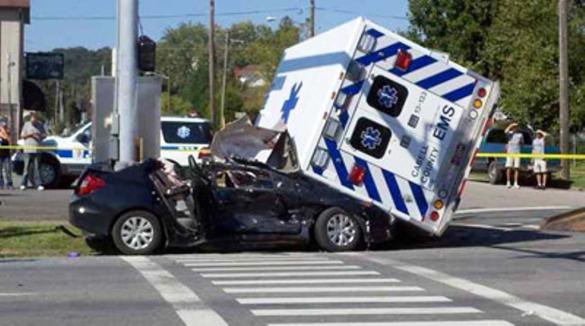 driving precautions to prevent apparatus accidents