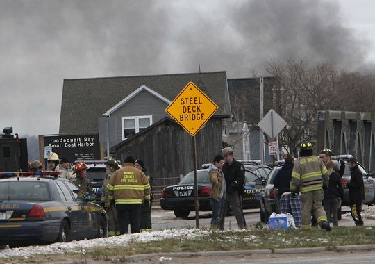 An ambush in December, 2012 claimed the lives of two West Webster (NY) firefighters.