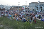 Excursion Park was filled to capacity when The BStreetBand, a Bruce Springsteen tribute band performed a free concert on July 18, 2015 in Sea Isle City.